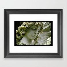 ColnaHead Framed Art Print
