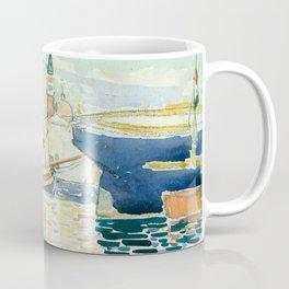 "Henri-Edmond Cross ""Venice - The Giudecca"" Coffee Mug"