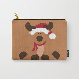 Reindeer Love Carry-All Pouch