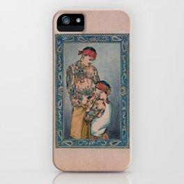 Los Cholos 2 iPhone Case
