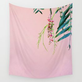 Pink / Green Wall Tapestry