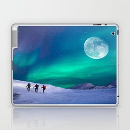 Night walkers Laptop & iPad Skin