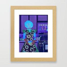 Lauryn Hill Framed Art Print