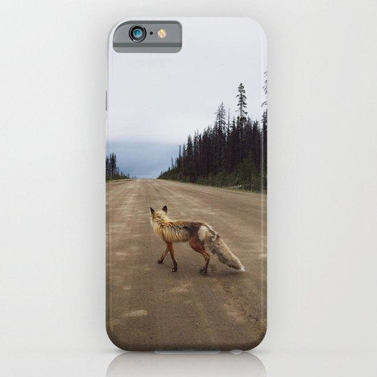 Road Fox iPhone & iPod Case