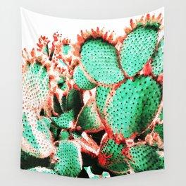 Cactus - watetcolor II Wall Tapestry