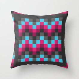 Tapestry in Frame Throw Pillow
