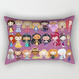 Lotsa Lil' CutiEs! Rectangular Pillow