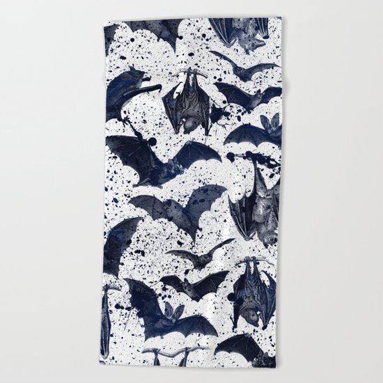 BATS Beach Towel