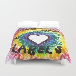 Love Has No Labels Duvet Cover