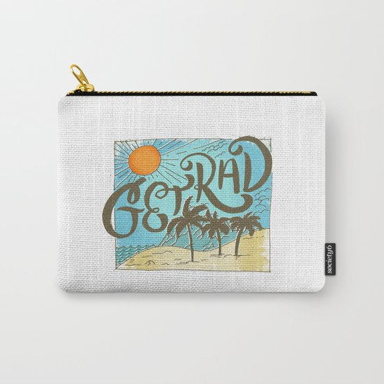 get rad Carry-All Pouch