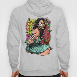 BEAUTIFUL AND FLOWERS Hoody