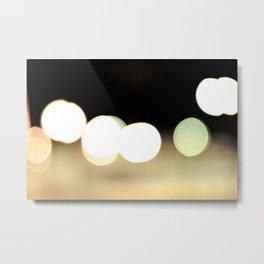 blur I Metal Print