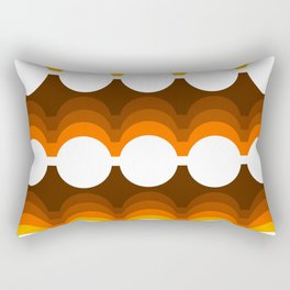 70s Rectangular Pillow