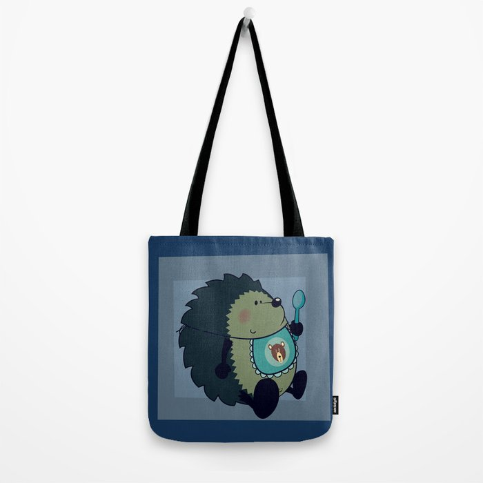 Yummy in my Tummy Tote Bag