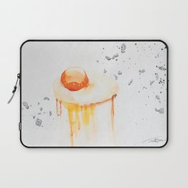 Raw Egg Laptop Sleeve