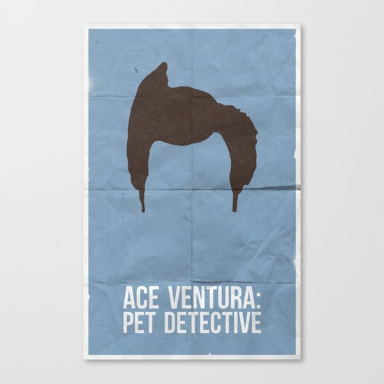 Ace Ventura: Pet Detective Canvas Print