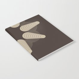 Flower of Horns Notebook