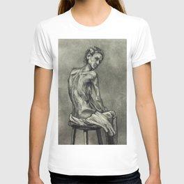Alice V Schneider Figure T-shirt