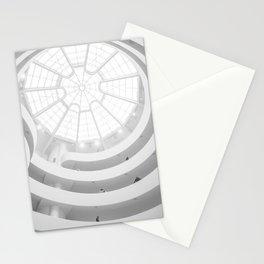 Guggenheim Interior   Frank Frank Lloyd Wright Architect   New York Stationery Cards