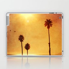 House at the Beach Laptop & iPad Skin