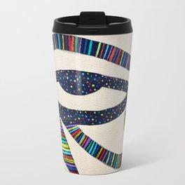 The Eye of Horus Travel Mug
