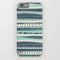 aztec color variation Slim Case iPhone 6