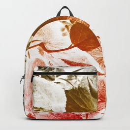 Autumn leaves abstract Backpack