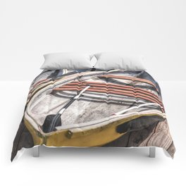 Small boat Comforters