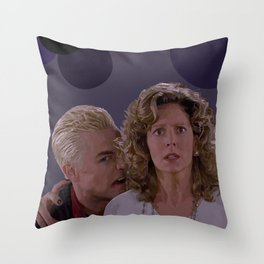 179. You're a very bad man Throw Pillow