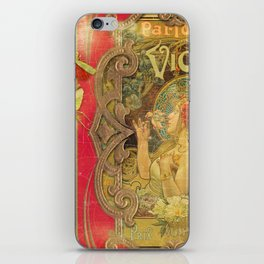 The Crickets of Paris iPhone Skin