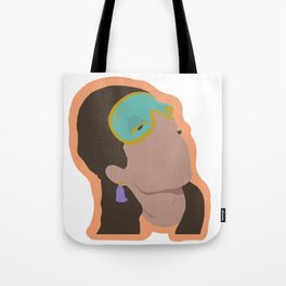 Good Morning Holly Golightly Tote Bag