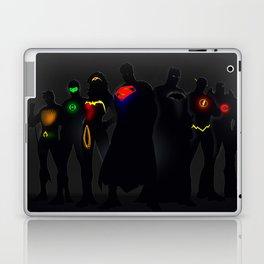 Super Hero Laptop & iPad Skin