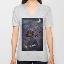 The Midnight Hour Unisex V-Neck