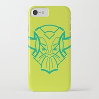 viking iPhone & iPod Cases featuring Viking by Martin Laksman