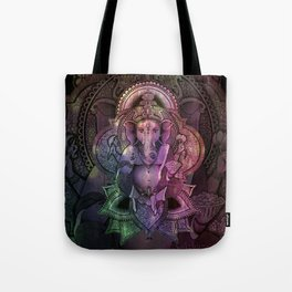 Ganesha Color Tote Bag