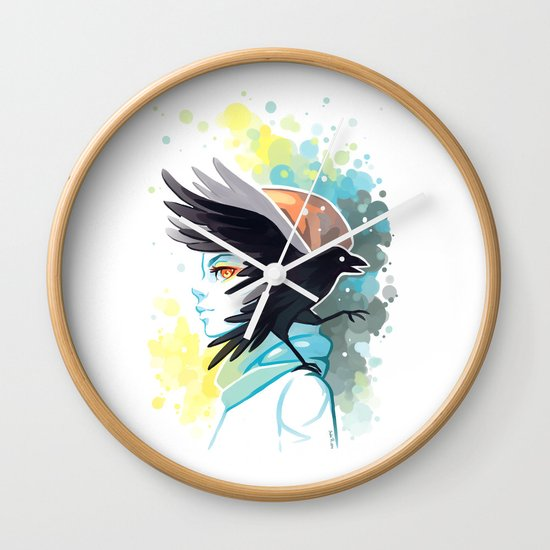 Forward Wall Clock