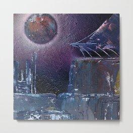 space saga (Small Space 19) Metal Print
