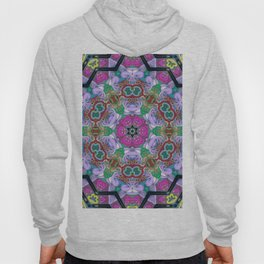 First Contact (edited painting) Hoody