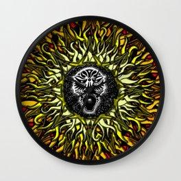 dárakor, exotica series Wall Clock