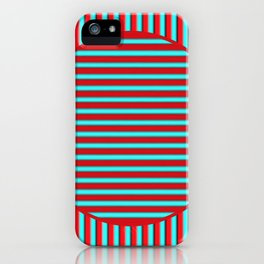 Barred iPhone Case
