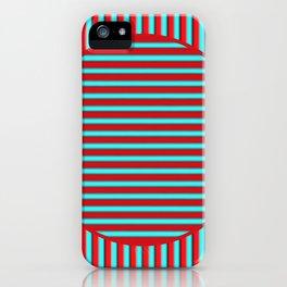 Barred iPhone Case