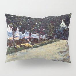 Park in St. Cloud, 1605, Old Masters Collection, Wassily Kandinsky Pillow Sham