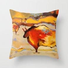 The Roaming Throw Pillow