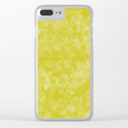 Pattern 92 Clear iPhone Case