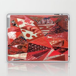 Collage - Red Hott Laptop & iPad Skin