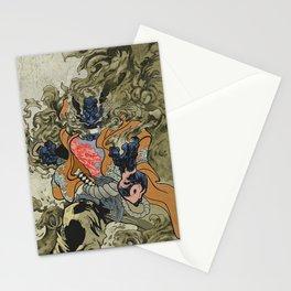 Fire God Stationery Cards