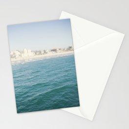 Santa Monica Beach II Stationery Cards
