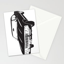 Supernatural Chevrolet Impala 67' Stationery Cards