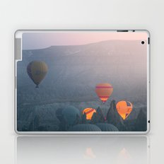 Balloons over Cappadocia Laptop & iPad Skin