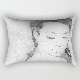 Not So Innocent Rectangular Pillow